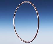 アズワン セパラブルフラスコ用O-Ring(DURAN(R)) 157×5mm テフロンFEP被覆シリコンNC20060266251-8496-02【smtb-s】