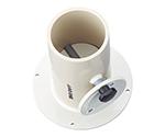 アズワン 配管用部品 風量調節ダンパ(直接型) φ75mmNCG074301-41-1607-01【smtb-s】