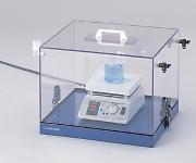 アズワン ガス置換ボックス 450×400×345mm1個1-7567-01【smtb-s】