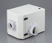 アズワン ポータブルヒュームフード ファンユニット M型NCG074301-21-7613-22【smtb-s】