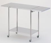 アズワン サイレントラボベンチ 折り畳みテーブル付NCGH0366231-5922-02【smtb-s】