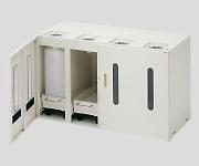 アズワン 廃液容器保管庫 収納数4NCGL1403042-712-03【smtb-s】