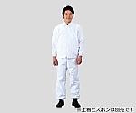 アズワン フッ素樹脂コート耐薬ズボン JP-02A(T) XLNCGL1321732-9079-03【smtb-s】