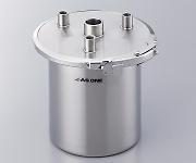 日東金属工業 小型真空反応容器1-6068-01【smtb-s】