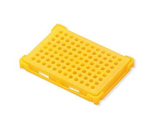 アズワン PCRラック オレンジ 本体・フタ×20個入1箱(20個入り)1-4309-04【smtb-s】