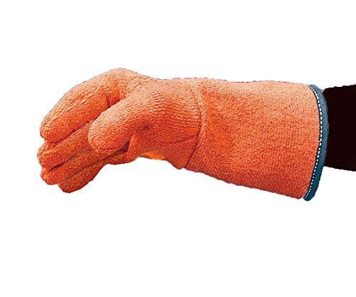 アズワン バイオハザードオートクレーブ用手袋 綿 H132010001 ロング 1双入NC2003110157571-6972-02【smtb-s】
