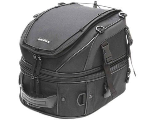 タナックス Wデッキシートバッグ モトフィズ(MOTOFIZZ) ブラック MFK-139(可変容量18-28L)【smtb-s】