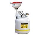 アズワン 廃液回収システム 約20L φ220×140mm1セット3-6374-04【smtb-s】