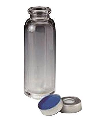 アズワン マイクロウェーブ合成装置用バイアル瓶 丸型 10~20mL1箱(50個入り)3-6358-03【smtb-s】