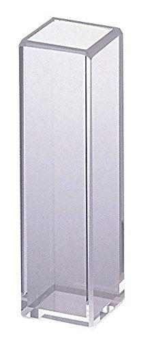 アズワン 分光光度計用標準石英セル (全面透明) 1個2-7644-04【smtb-s】