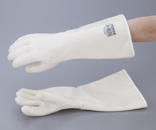 ダイヤゴム シリコーン耐熱手袋 ロング H200-40 LサイズNC20080343471-9821-02【smtb-s】