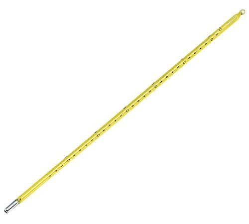 日本計量器工業 標準温度計(棒状) No.4 150~200℃ 成績書付NCG0198026-7702-05【smtb-s】