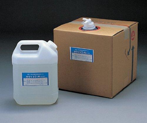 アズワン 洗浄剤(超音波洗浄機用・無リン) ホワイト7-AL 20kgNCG1247034-085-02【smtb-s】