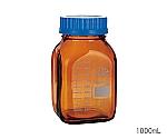 アズワン(As One) 広口メディウム瓶 遮光 5000mL1個3-6005-04【smtb-s】
