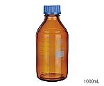 アズワン(As One) ネジ口メディウム瓶 (遮光) 5000mL1個3-6006-06【smtb-s】