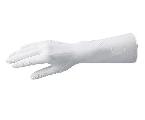 アズワン アズピュアニトリル手袋 左右別タイプ M 左右各50枚×10袋入NCGK0687991-2324-53【smtb-s】
