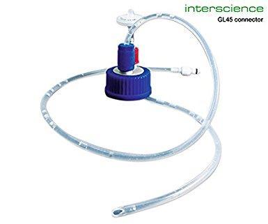 interscience スパイラルプレーティング装置 イージースパイラル(R)用 シングルコネクターセット 413003NCFG1427212-8939-15【smtb-s】