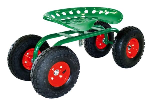 シシクSISIKUアドクライス 農業・園芸用運搬台車■チェアーカー  TC-4501B-L【smtb-s】