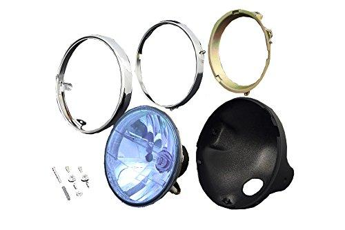 PMC(ピーエムシー) PMC Brightec (ブライテック) ライトキット/ブルー リム&汎用黒ケース (71-0113)【smtb-s】