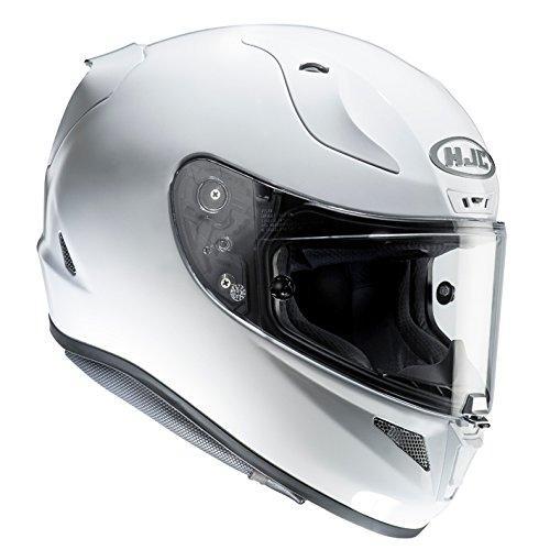 HJC RS タイチ RPHA 11 ソリッド PEARL WHITE M【smtb-s】
