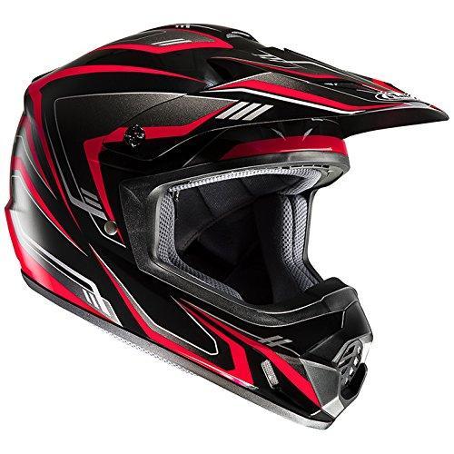 HJC RS タイチ CS-MXIIエッジ BLACK/RED(MC1) XL【smtb-s】