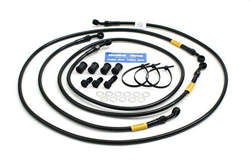 ビルドアライン(build a line) アクティブ BUILD A LINE ステンBLK (フロント) MT-09 TRACER(ABS) 15 20731570【smtb-s】