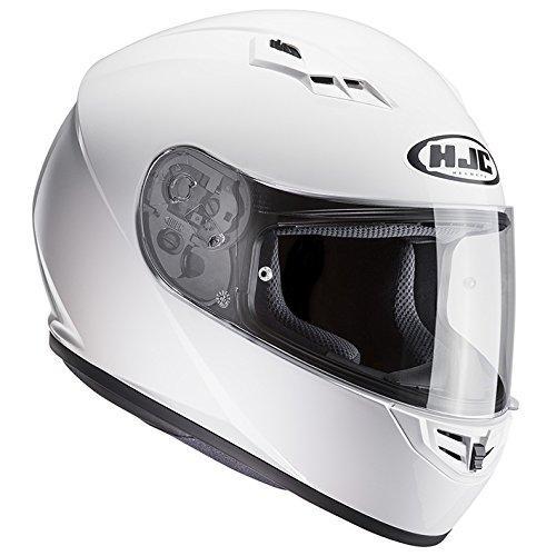 HJC RS タイチ CS-15 ソリッド WHITE L【smtb-s】