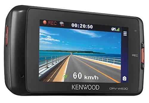 ケンウッド(KENWOOD) WideQuad-HD ドライブレコーダー DRV-W630【smtb-s】