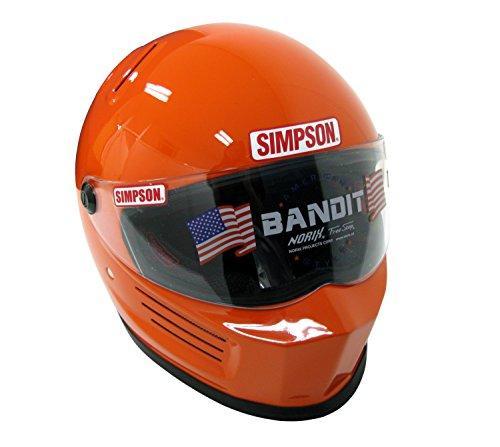シンプソン(SIMPSON) SIMPSON BANDIT オレンジ 60【smtb-s】