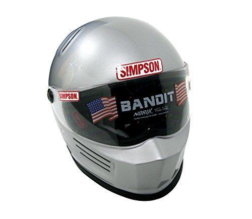 シンプソン(SIMPSON) SIMPSON BANDIT シルバー 59【smtb-s】