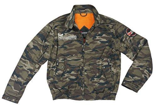 KOMINE(コミネ) コミネ JK-591 Protect Swingtop JKT Camouflage S【smtb-s】