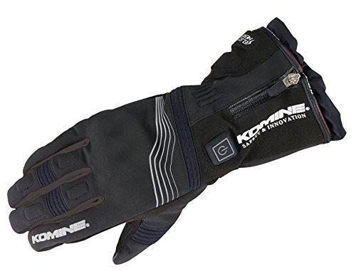 KOMINE(コミネ) コミネ EK-201 Protect E-Gloves 12V Black S【smtb-s】