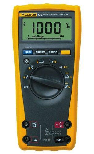 フルーク 179FLUKE デジタル・マルチメーター(真の実効値・バックライト仕様)7657340【smtb-s】