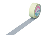 148069緑十字 ガードテープ(ラインテープ) グレー 50mm幅×100m 屋内用7917724【smtb-s】