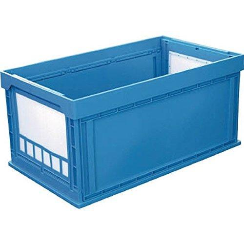 DICプラスチック 50200N150BKUNIMORI プラスチック折畳みコンテナ パタコン N-150 ブルー7605340【smtb-s】