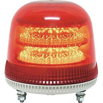 日惠製作所 VL17M024ARNIKKEI ニコモア VL17R型 LED回転灯 170パイ 赤8183305【smtb-s】