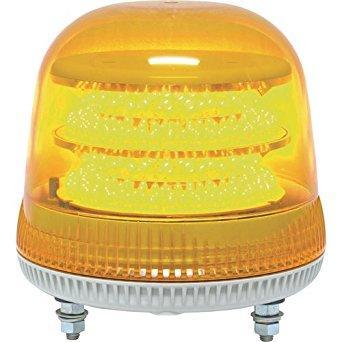 日惠製作所 VL17M200AYNIKKEI ニコモア VL17R型 LED回転灯 170パイ 黄8183310【smtb-s】