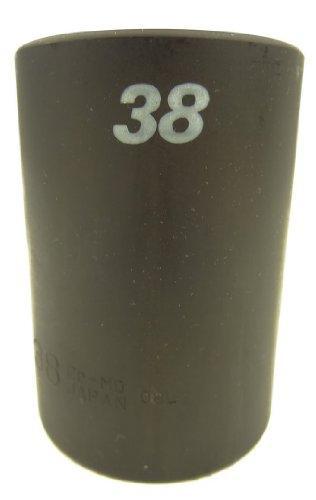 送料無料 SSW38FPC 即納 好評受付中 NO.5 スプライン ソケット 差込#5スプライン 対辺38mm7697490