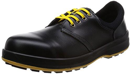WS11BKS28.0シモン 安全靴 短靴 WS11黒静電靴 28.0cm7570716【smtb-s】