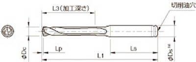 SS20DRC190M5京セラ ドリル用ホルダ3575926【smtb-s】