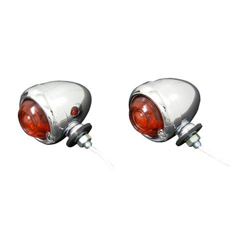 キジマ オールドスタイルウィンカーランプ M/Aガラスレンズ 12V/23 HD-01143【smtb-s】