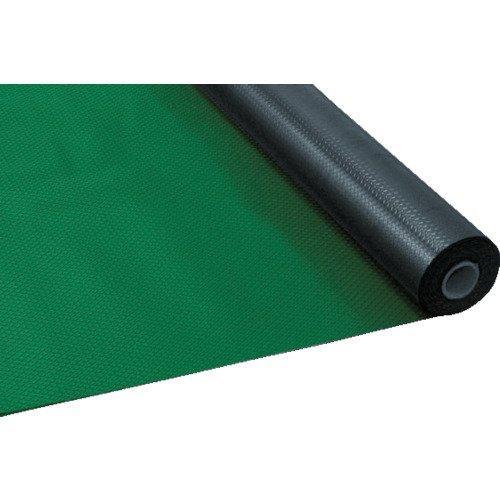 TEDM920GNTRUSCO 塩ビマット ダイヤ型 グリーン 1.5mmX915mmX20m7805306