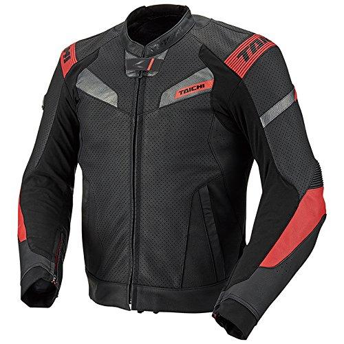 RSタイチ(RSTAICHI) RS タイチ GPX ラプター レザージャケット BLACK/RED 56/3XL【smtb-s】