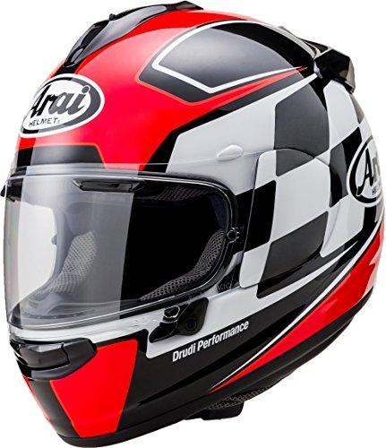 アライ(ARAI) AXYヘルメット VECTOR-X FINISH アカ S 55-56【smtb-s】