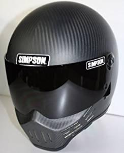 シンプソン(SIMPSON) SIMPSON M30 マットカーボン 57 3305495700【smtb-s】