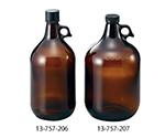アズワン(As One) アンバーガロン瓶13-757-207 3840mLNCGL1422321-1843-14【smtb-s】