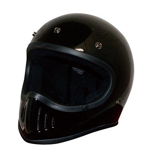 ダムトラックス(DAMMTRAX) ヘルメット BLASTER-カイ BLACK M【smtb-s】