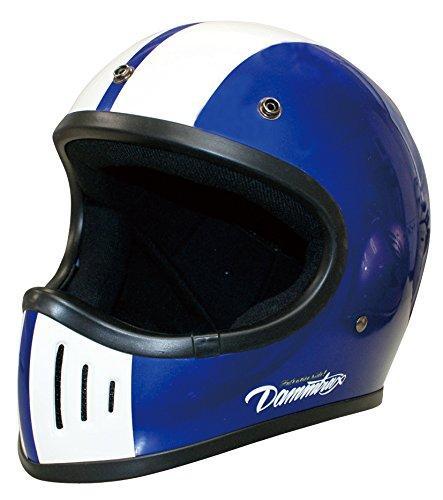 ダムトラックス(DAMMTRAX) ヘルメット BLASTER COBRA-カイ BLUE L【smtb-s】
