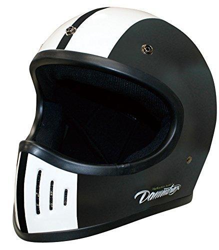 ダムトラックス(DAMMTRAX) ヘルメット BLASTER COBRA-カイ M/BLACK M【smtb-s】