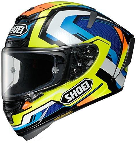 SHOEI ヘルメット X-14 BRINK TC-10 L【smtb-s】